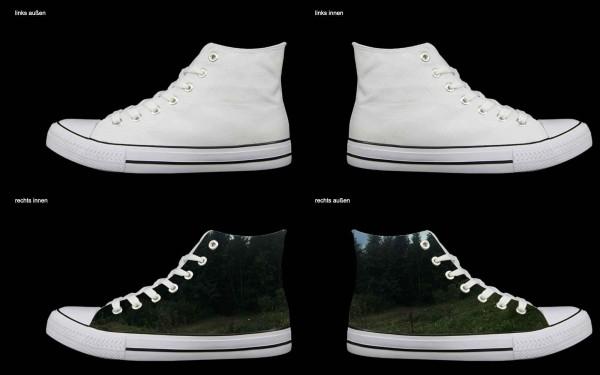 Schuh (Design: 5388 )Sneaker High