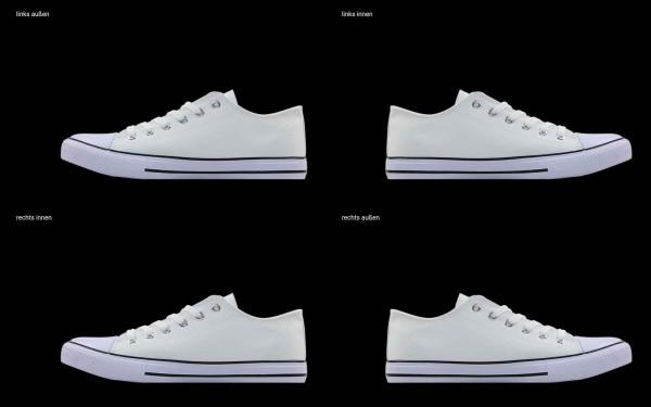 Schuh (Design: 7235 )Sneaker Low