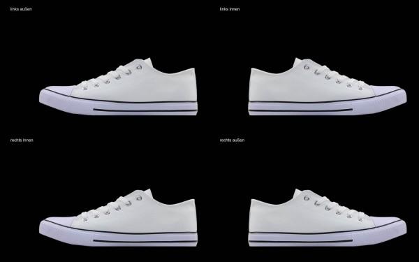 Schuh (Design: 8039 )Sneaker Low