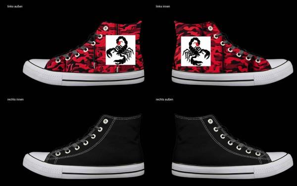 Schuh (Design: 4137 )Sneaker High