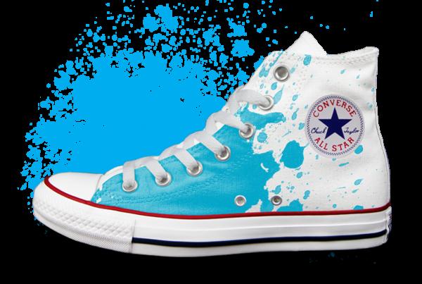 Converse, Sneaker und Schuhe Gestaltungsservice