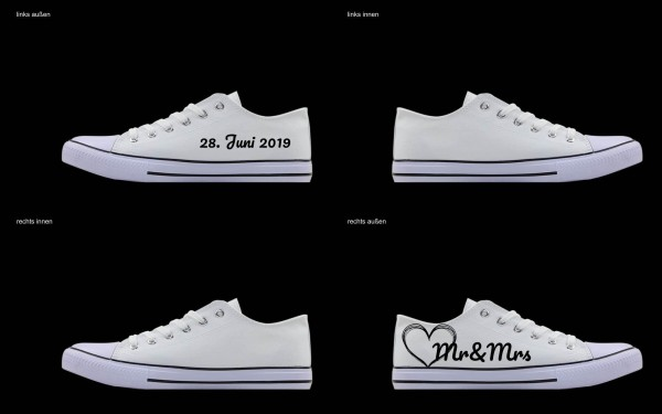 Schuh (Design: 4788 )Sneaker Low
