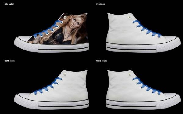 Schuh (Design: 7360 )Sneaker High