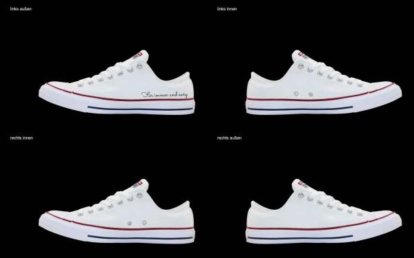 Schuh (Design: 5716 )Converse Low