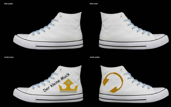 Schuh (Design: 7580 )Sneaker High