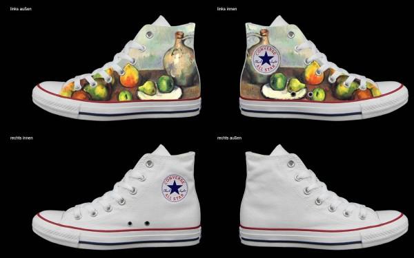 Schuh (Design: 4570 )Converse High