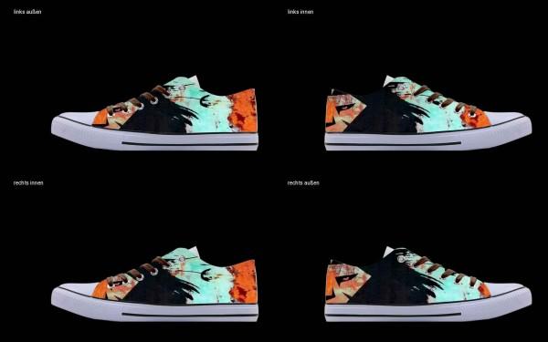 Schuh (Design: 5751 )Sneaker Low