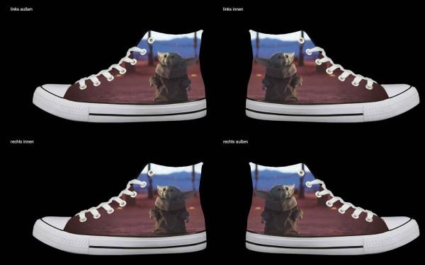 Schuh (Design: 7171 )Sneaker High
