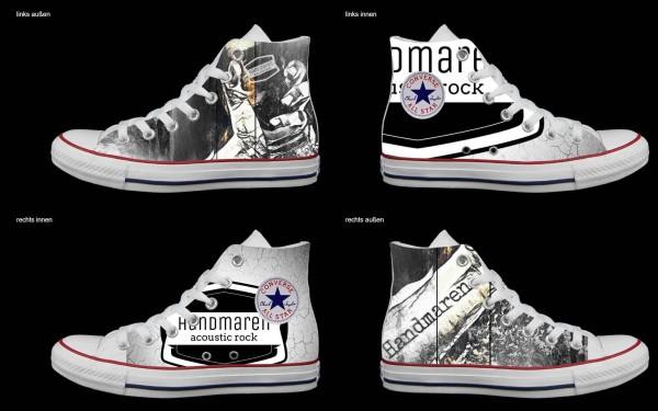 Schuh (Design: 7705 )Converse High