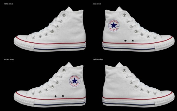 Schuh (Design: 4844 )Converse High