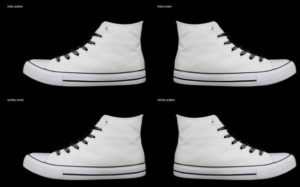 Schuh (Design: 7695 )Sneaker High