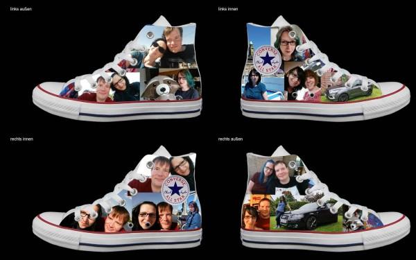 Schuh (Design: 4104 )Converse High