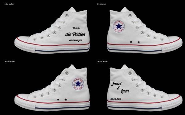 Schuh (Design: 5379 )Converse High