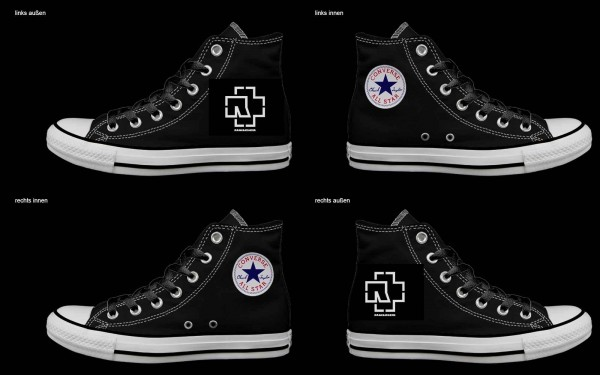 Schuh (Design: 4381 )Converse High
