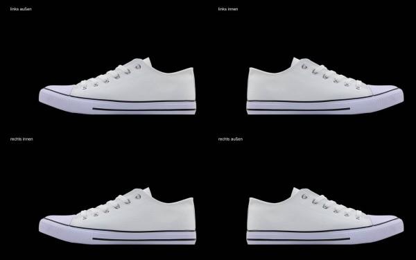 Schuh (Design: 3495 )Sneaker Low