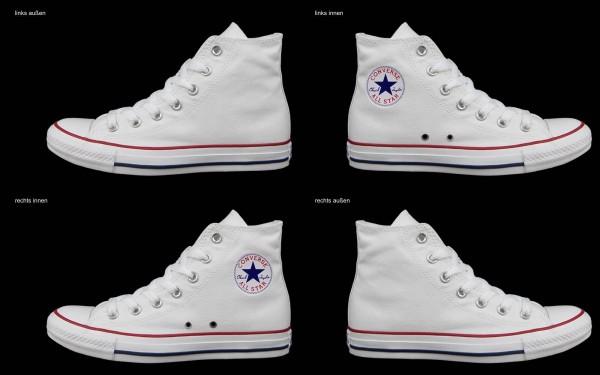 Schuh (Design: 7378 )Converse High
