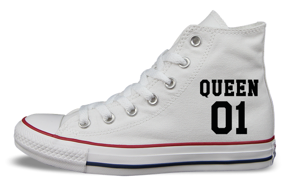QUEEN - Converse - Links außen