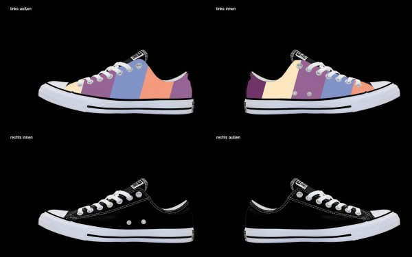 Schuh (Design: 5018 )Converse Low