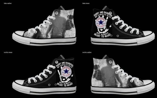 Schuh (Design: 7862 )Converse High