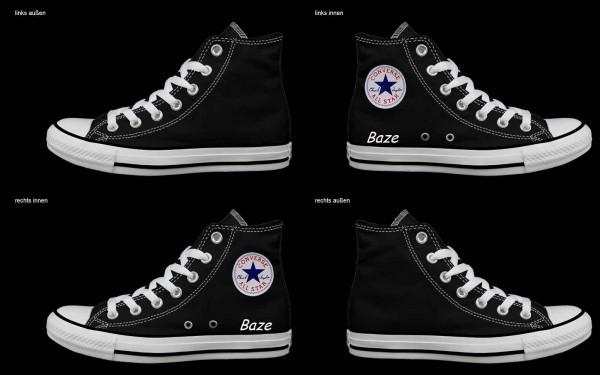 Schuh (Design: 7474 )Converse High