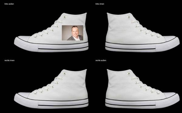 Schuh (Design: 4732 )Sneaker High