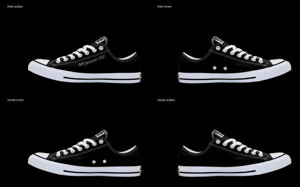 Schuh (Design: 4786 )Converse Low