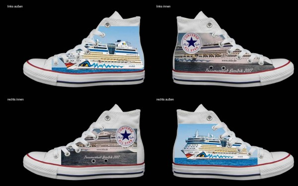 Schuh (Design: 4120 )Converse High