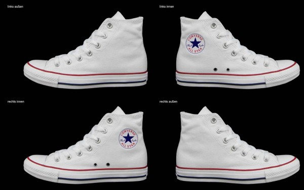 Schuh (Design: 6712 )Converse High