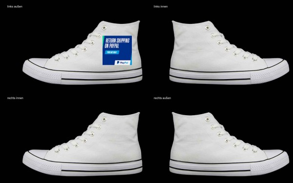 Schuh (Design: 7399 )Sneaker High