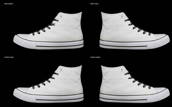 Schuh (Design: 7252 )Sneaker High