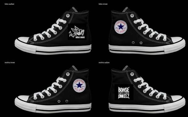 Schuh (Design: 6659 )Converse High
