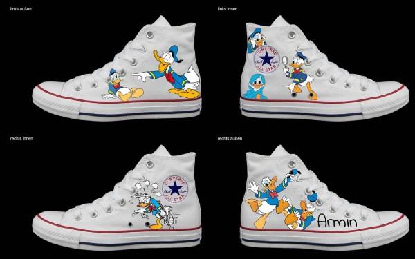 Schuh (Design: 7605 )Converse High