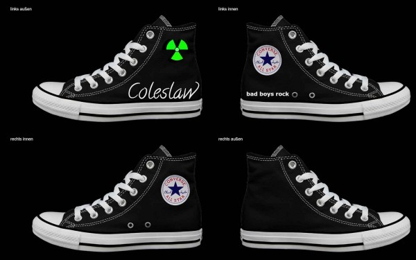 Schuh (Design: 7384 )Converse High