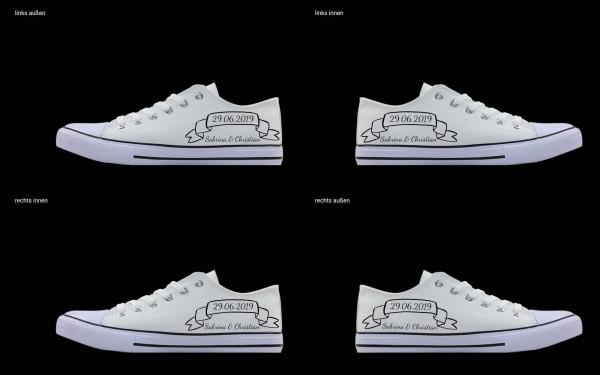 Schuh (Design: 4839 )Sneaker Low