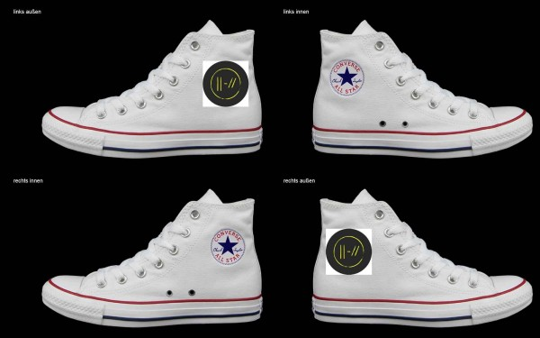 Schuh (Design: 5750 )Converse High