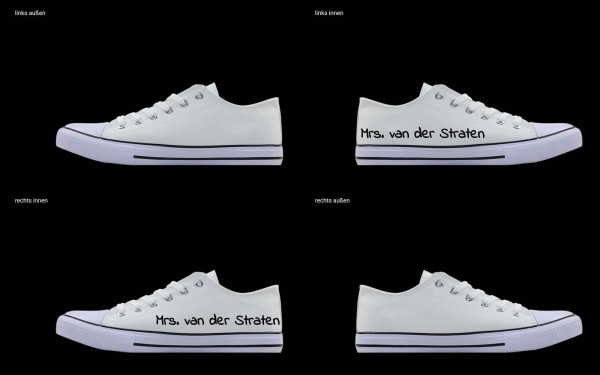 Schuh (Design: 6736 )Sneaker Low