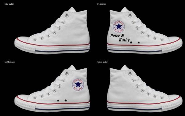Schuh (Design: 7461 )Converse High