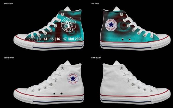 Schuh (Design: 7468 )Converse High