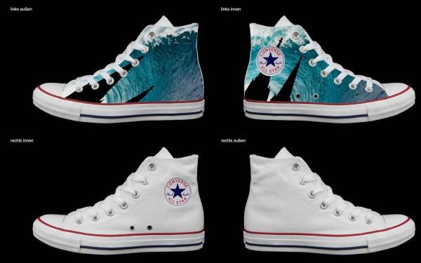 Schuh (Design: 7155 )Converse High