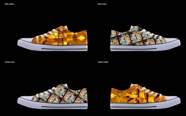 Schuh (Design: 7556 )Sneaker Low