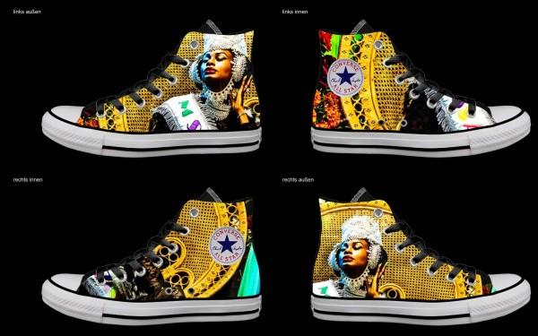 Schuh (Design: 7126 )Converse High
