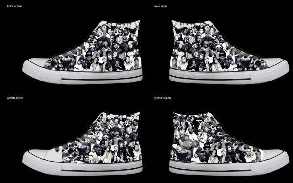 Schuh (Design: 4772 )Sneaker High