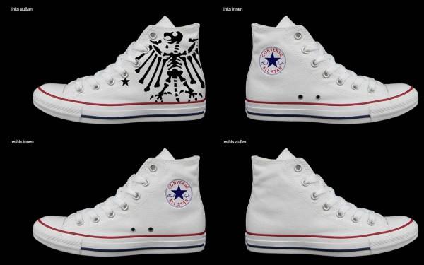 Schuh (Design: 4730 )Converse High