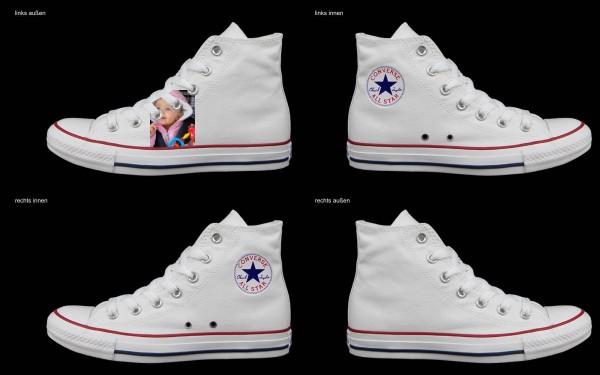Schuh (Design: 7639 )Converse High