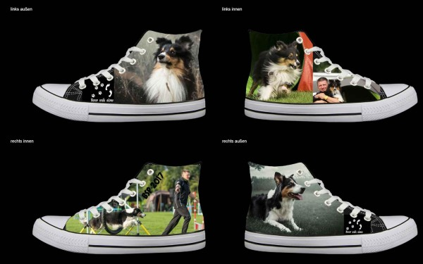 Schuh (Design: 5077 )Sneaker High