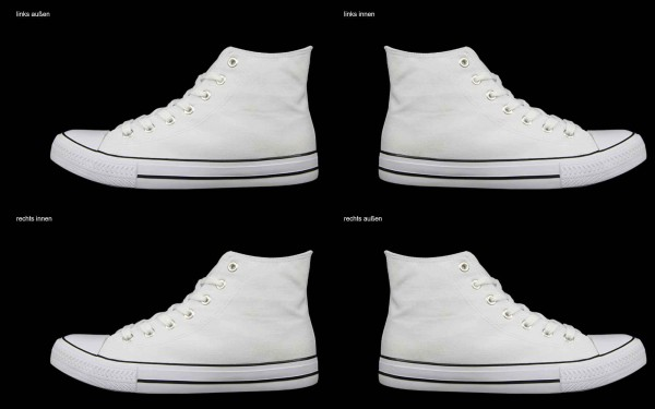 Schuh (Design: 8094 )Sneaker High