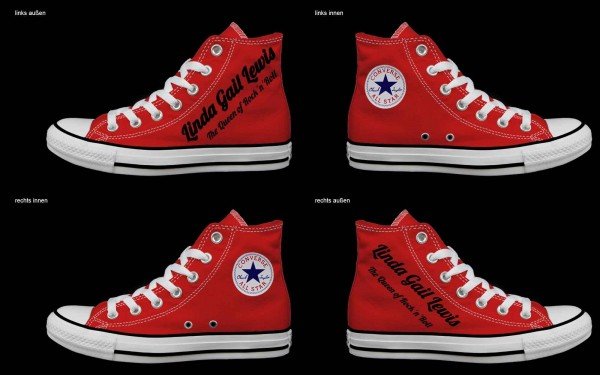 Schuh (Design: 3190 )Converse High