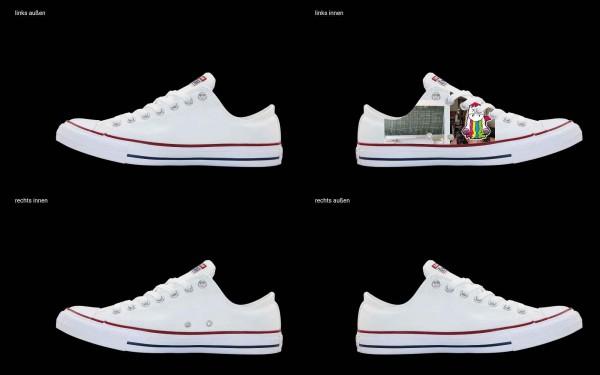 Schuh (Design: 8114 )Converse Low