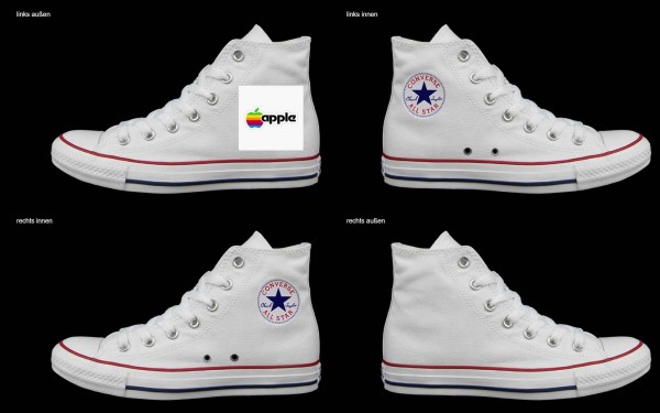Schuh (Design: 7567 )Converse High