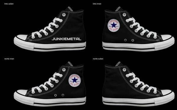 Schuh (Design: 7458 )Converse High
